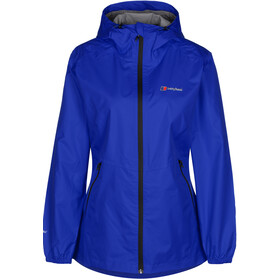 Berghaus Deluge Light Veste shell Femme, galaxy blue